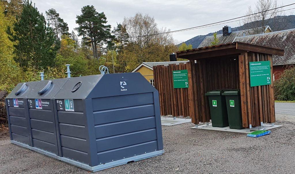 Nye returpunkt for hytte- og fritidseiendommer i Tingvoll og Kristiansund