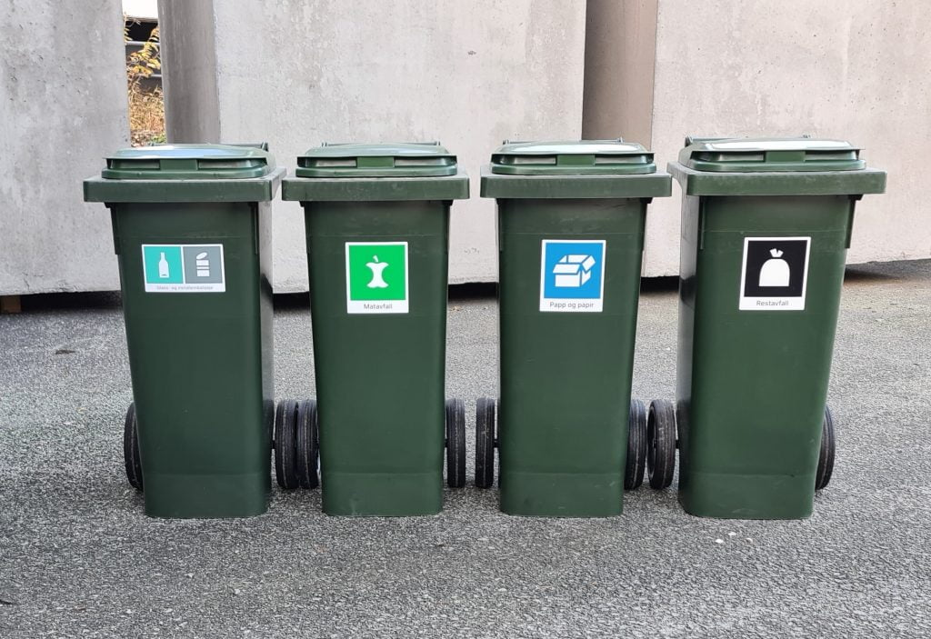 Announcement of new waste disposal regulations