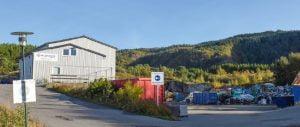 ReMidt tar over gjenvinningsstasjonen i Averøy kommune